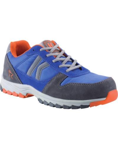 Kapriol, Παπούτσια ασφαλείας Derby S1P μπλε