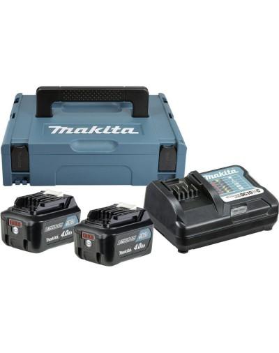 197636-5 Makita KIT με μπαταρίες και φορτιστή 10.8V li-ION CXT