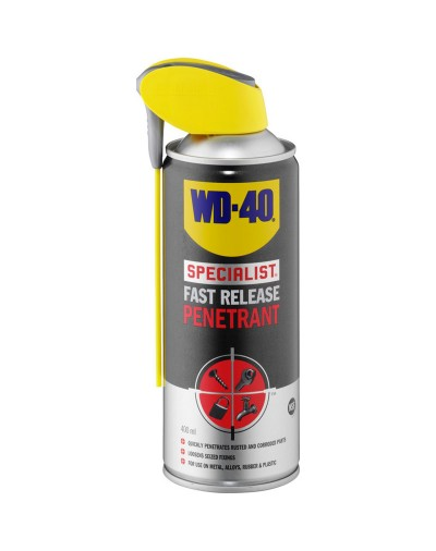 204040120 WD-40 ΣΠΡΕΙ SP FAST RELEASE PENETRANT 400ML