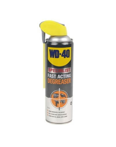 205040120 WD-40 ΣΠΡΕΙ SP FAST ACTING DE-GREASER 500ML