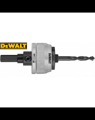 Αντάπτορες και οδηγοί για ποτηροκορώνες Bimetal Dewalt