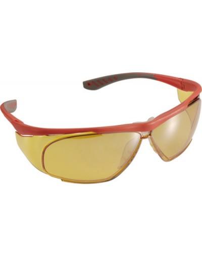 28178, Kapriol INTEGRAL ORANGE,  Προστατευτικά γυαλιά εργασίας υψηλής φωτεινότητας κίτρινα