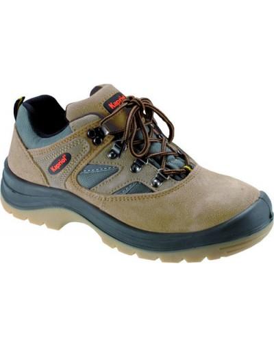 Kapriol, Δερμάτινα παπούτσια ασφαλείας suede με προστατευτικό εμπρός και κάτω
