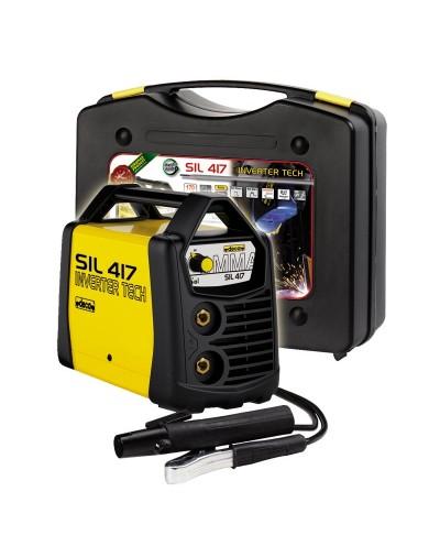 SIL 417 INVERTER 220V 170 AMP SCRATS TIG