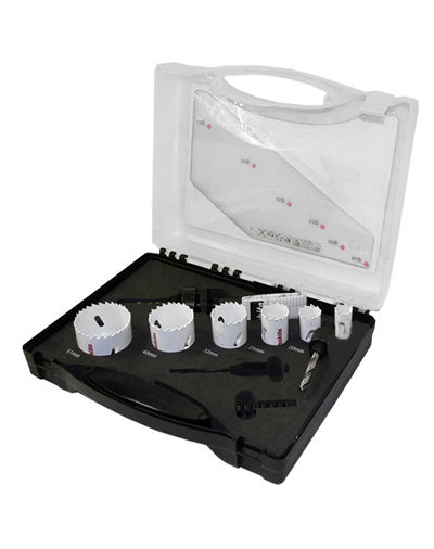 D-16944, Makita Σετ διμεταλλικών κορώνων για υδραυλικούς και ηλεκτρολόγους