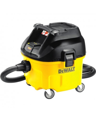 DWV900L, Dewalt, Σκούπα 2200W, 17,5 λίτρα, 9.5 kg,