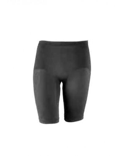 Kapriol Pantaloni Termici, Ανδρικό εσωθερμικό παντελόνι κοντό μαύρο