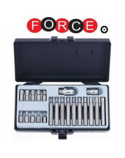 80-4222 ΜΥΤΕΣ TORX ΜΕ ΤΡΥΠΑ ΣΕ 10mm FORCE