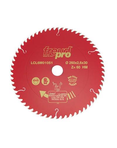LP30M017 FREUD Δίσκος ξύλου 210Χ2.4Χ25 Τ30