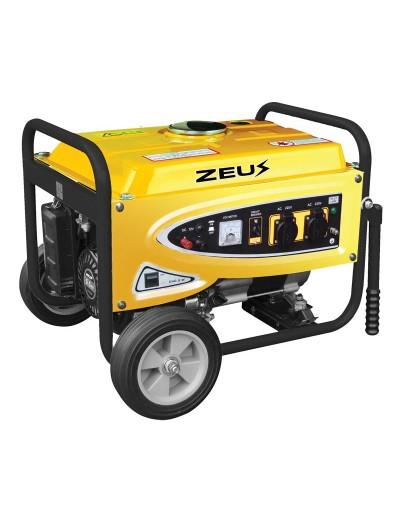 GS035090M ZEUS Βενζινοκίνητη Γεννήτρια 3.5KW