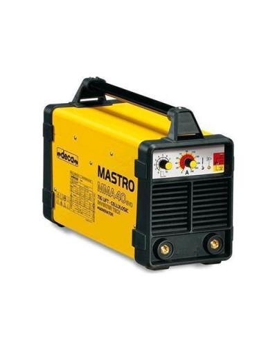 Deca MASTRO 40 EVO Ηλεκτροσυγκολλήσεις 165A Inverter για Ηλεκτρόδια